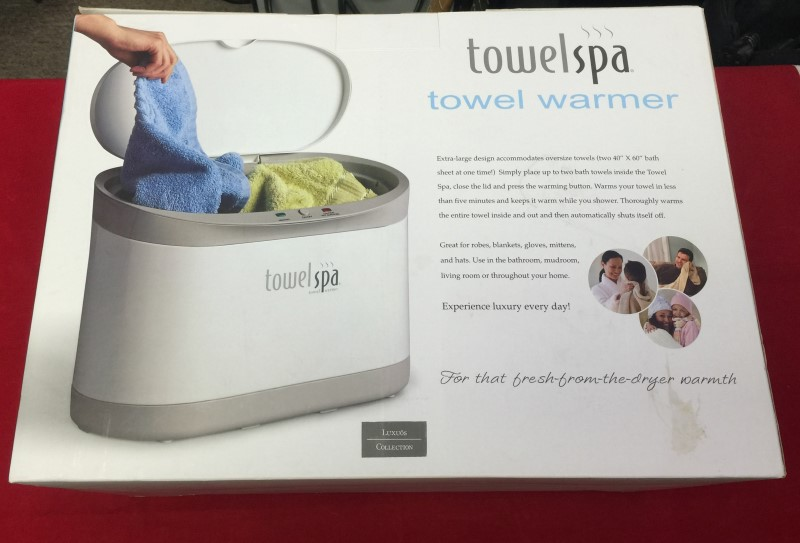 TOWELSPA Miscellaneous Appliances TOWEL WARMER 75000