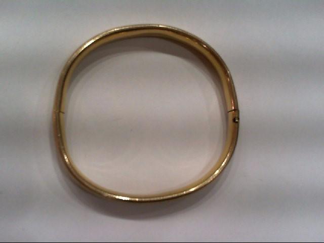 Gold Bracelet Yellow Gold Filled 3.8g
