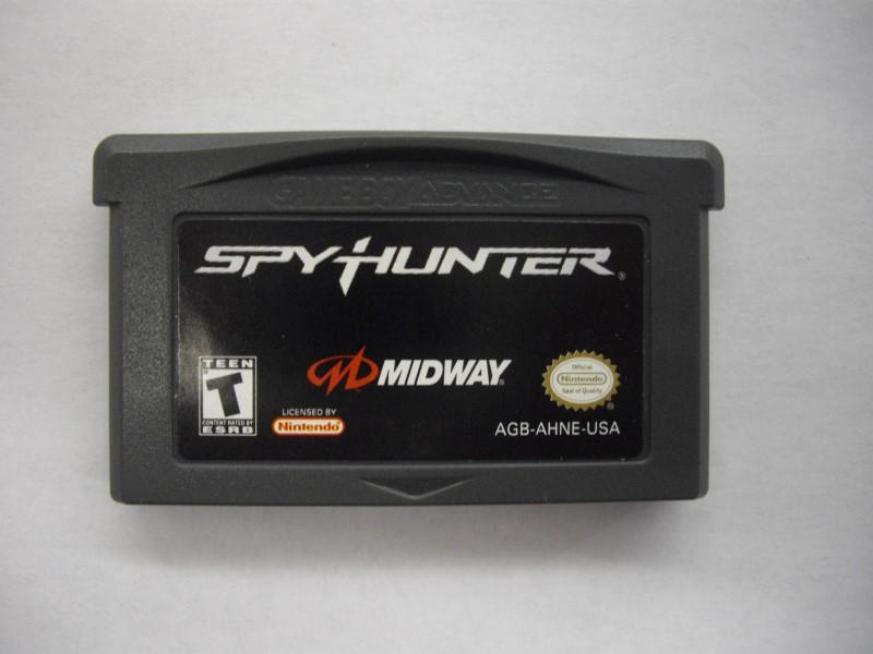 NINTENDO Nintendo GBA SPYHUNTER GBA