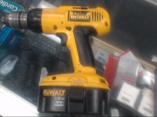 DEWALT Cordless Drill DW997