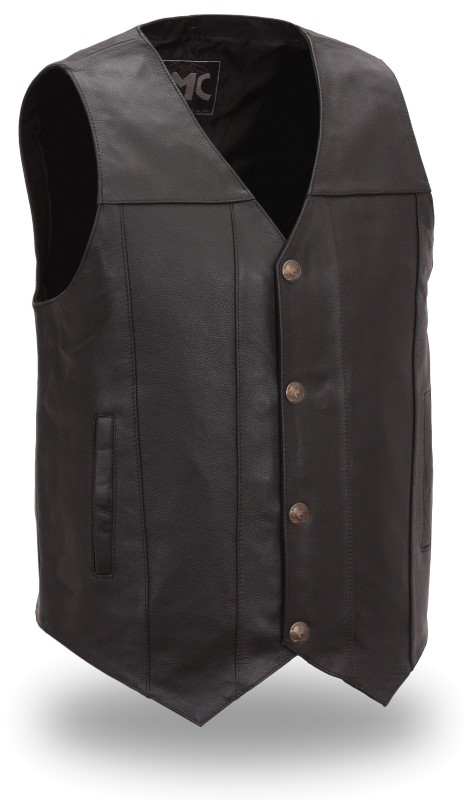 FIRST MANUFACTURING FMM611BSF-L CONCEALED CARRY VEST