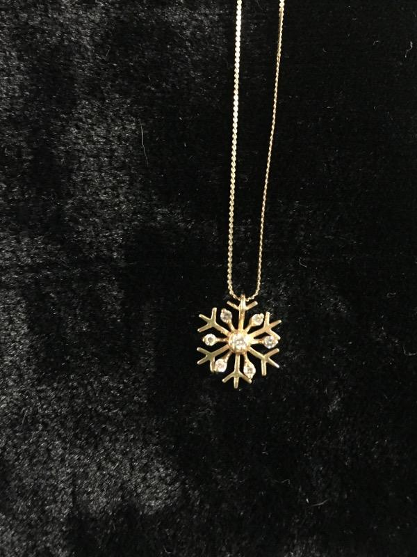 Gold Chain 14K Yellow Gold 1.5g