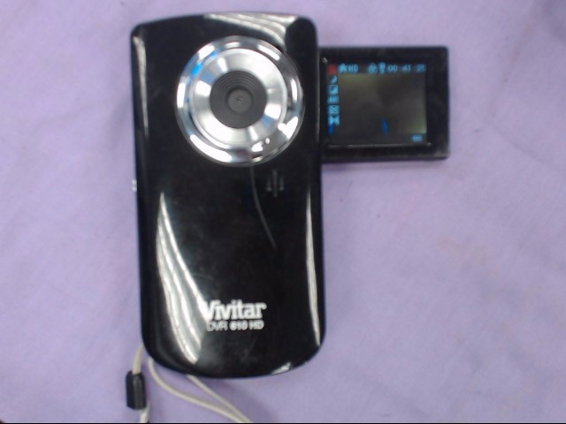 VIVITAR Camcorder DVR 610 HD