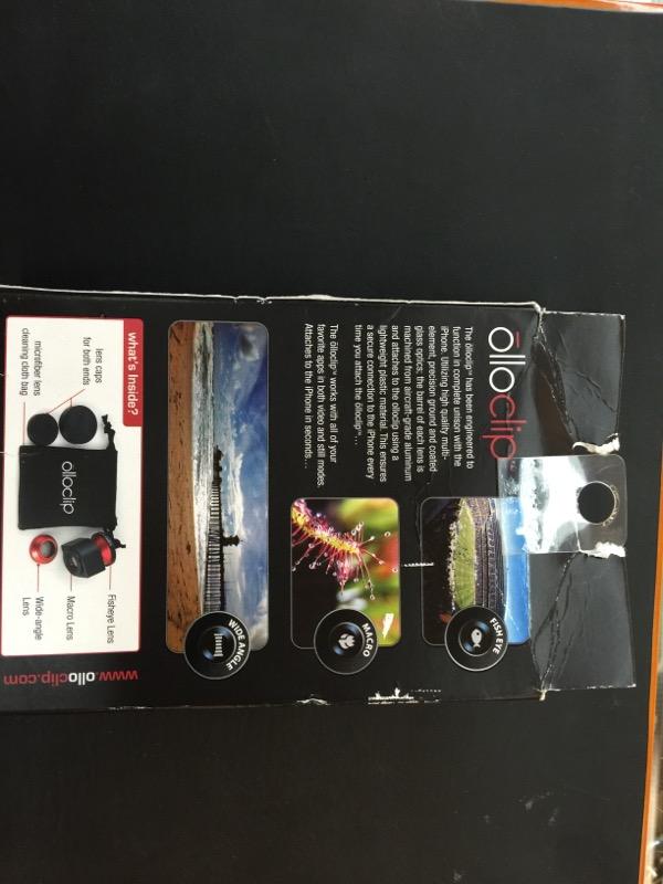 OLLOCLIP Lens/Filter CAMERA
