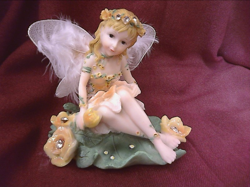 MISC COLLECTIBLES NEW MISC NEW MISC TRIANGLE MARKETING 91042; PINK FAIRY WITH FE