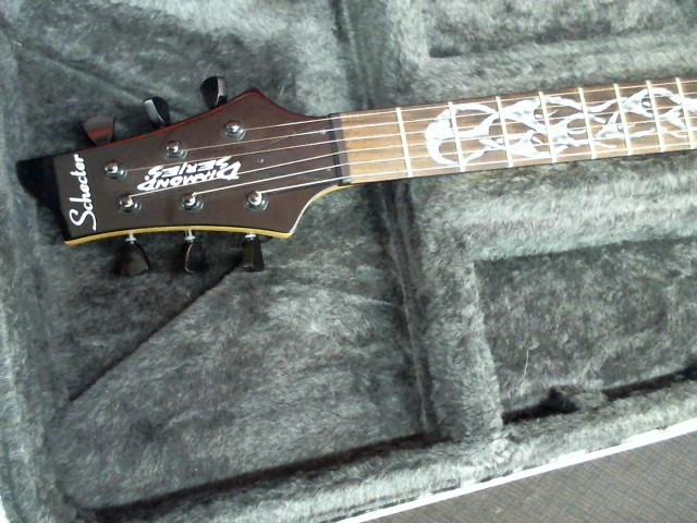 SCHECTER Electric Guitar DIAMOND SERIES CLASSIC