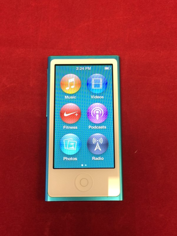 APPLE IPOD IPOD MD477LL/A NANO