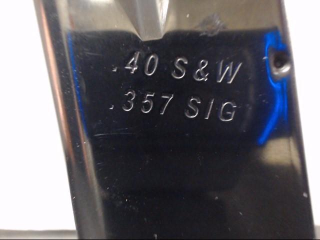 MAUSER .40 S&W, .357 SIG 10 ROUND MAGIZINE