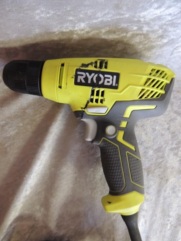 RYOBI Corded Drill D43