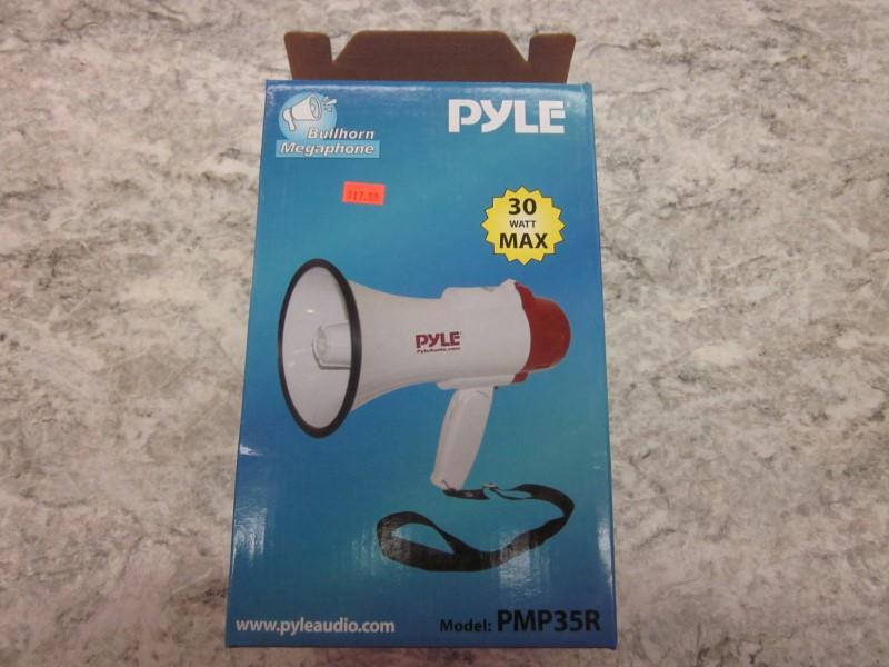 PYLE AUDIO BULLHORN MEGAPHONE PMP35R