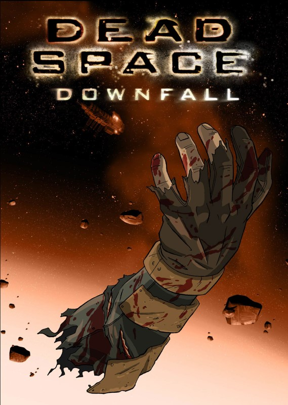 BLU-RAY MOVIE Blu-Ray DEAD SPACE DOWNFALL