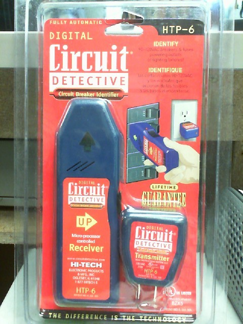 CIRCUIT DETECTIVE Miscellaneous Tool HTP-6