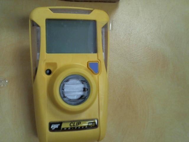 BW CLIP Leak Detector H2S BW T2A-7X9