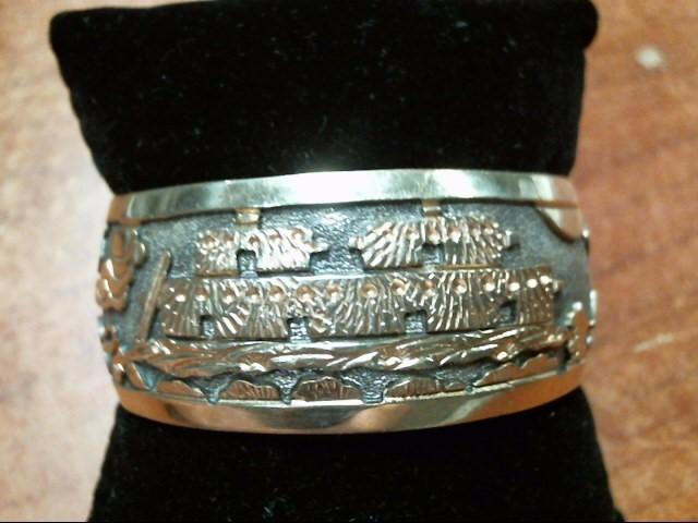 Silver Bracelet 925 Silver 50g