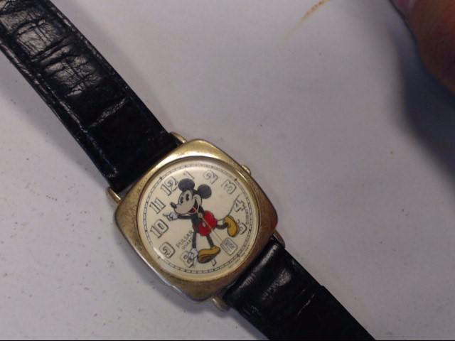 DISNEY LDS WATCH MICKEY MOUSE