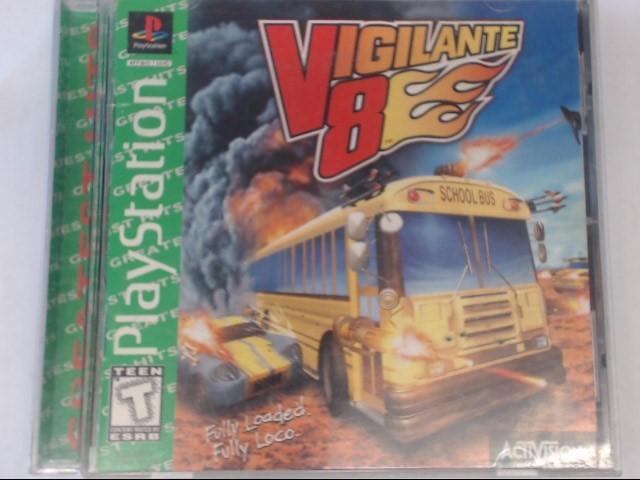 SONY PS1 VIGILANTE 8