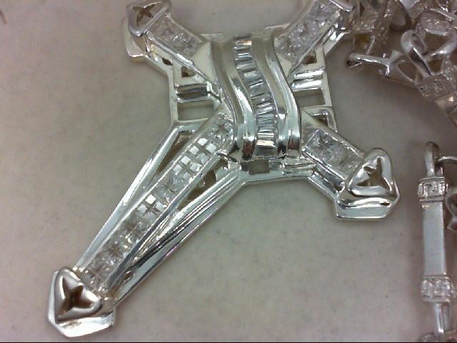 Silver Pendant 925 Silver 105.9g