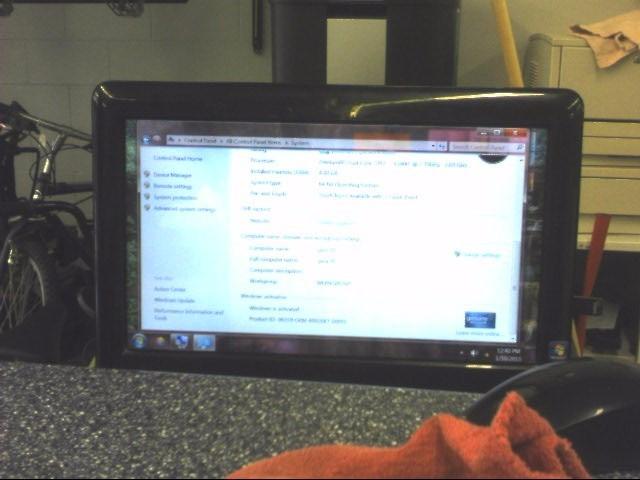 DELL PC Desktop INSPIRON 19T