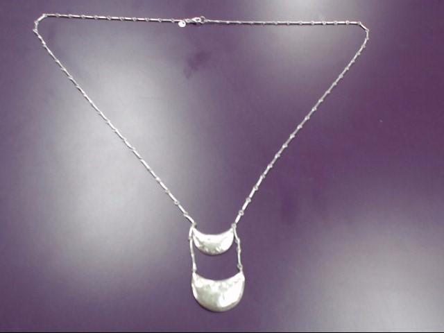 "30"" Silver Chain 925 Silver 17.71g"