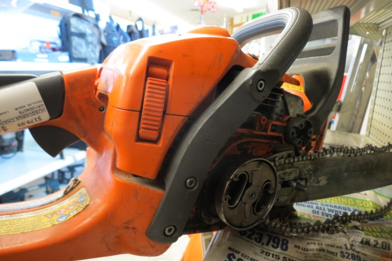 HUSQVARNA Chainsaw 450
