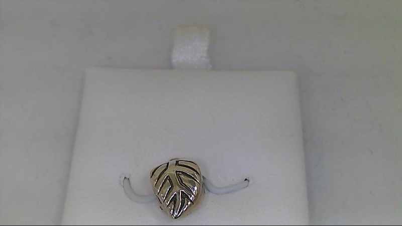 New Reflections Leaf Bead QRS239 925 Silver 2.1g