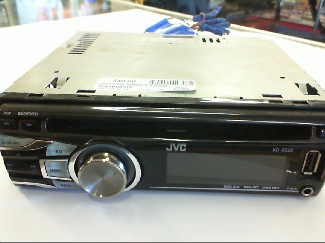 JVC Car Audio KD-R520