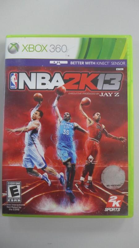 2KSPORTS Microsoft XBOX 360 NBA 2K13