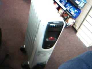 DELONGHI Heater SAFE HEAT HEATER