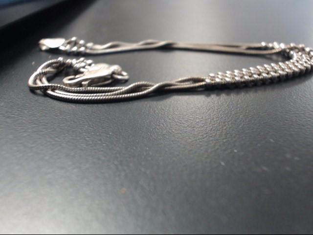 Silver Bracelet 925 Silver 6.5g