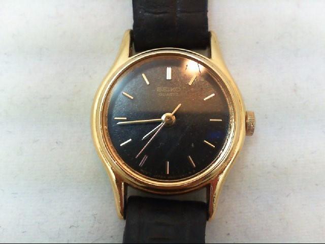 SEIKO Lady's Wristwatch 4N01-0241