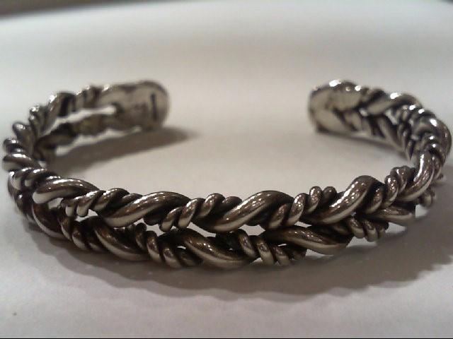 Silver Bracelet 925 Silver 21.6g