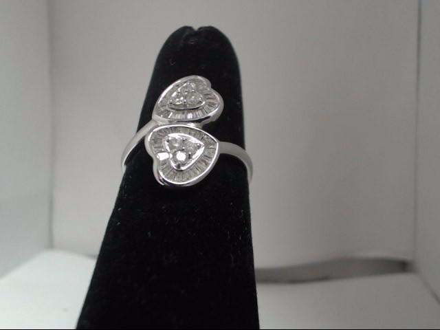 Lady's Diamond Fashion Ring w/ Fifty Diamonds, Various sizes.