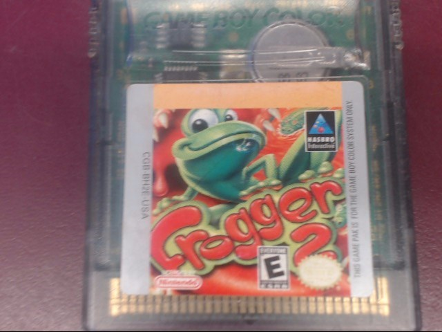 GAMEBOY COLOR FROGGER 2