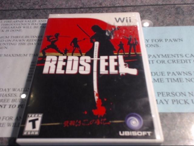 NINTENDO Nintendo Wii REDSTEEL