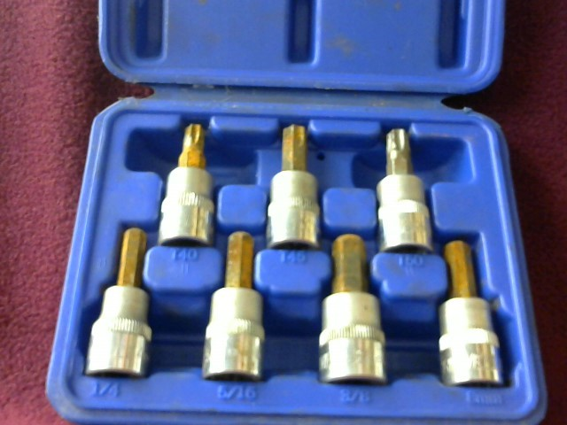 CORNWELL Miscellaneous Tool SOCKETS