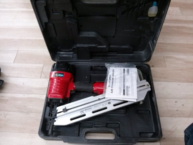 RAM TOOLS Nailer/Stapler TOOLS 9021