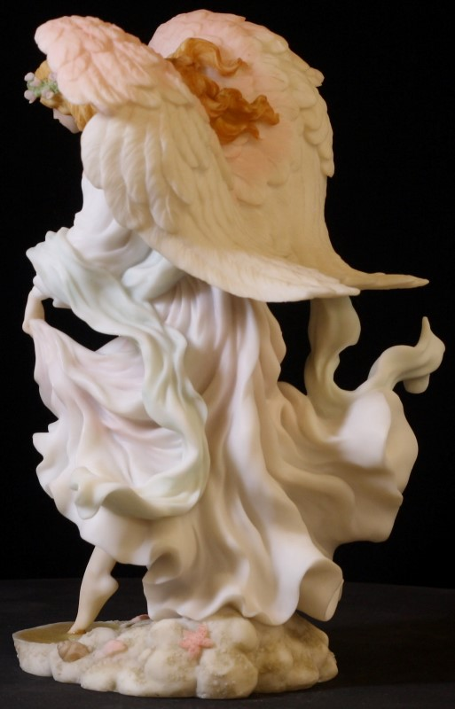 "1998 LIMITED EDITION SERAPHIM CLASSICS AVALON ""FREE SPIRIT"" ANGEL #78108"