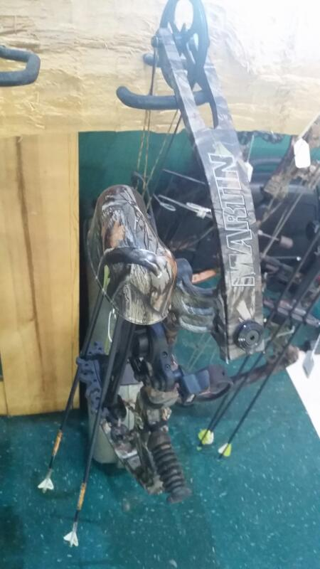 Martin Archery Trophy Hunter XTR Bow