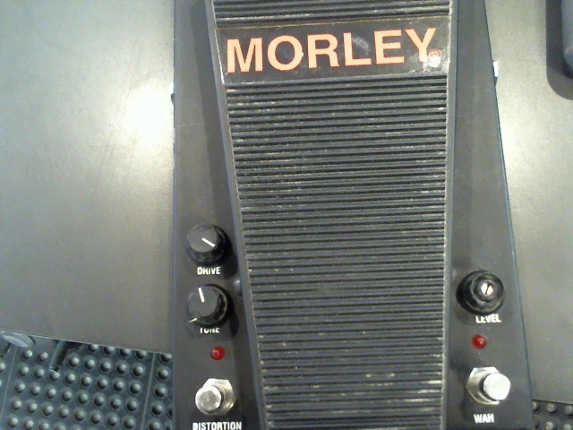 MORLEY Effect Equipment PDW