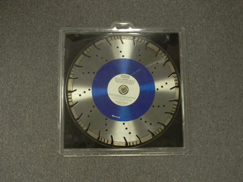 "Dixie Diamond 14"" Premium General Purpose Multi-Cut Dry/Wet Masonry Saw Blade"