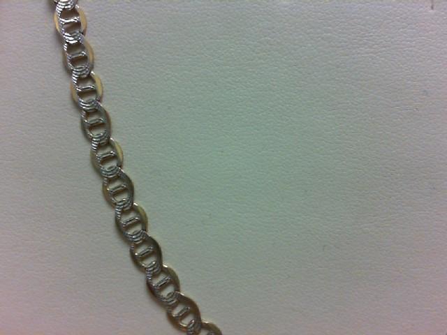 """27"""" Gold Fashion Chain 14K 2 Tone Gold 16g"""