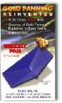 SLUICE BOX, INC ONE HOUR VIDEO; GOLD PANNING REINVENTED ONE HOUR VIDEO
