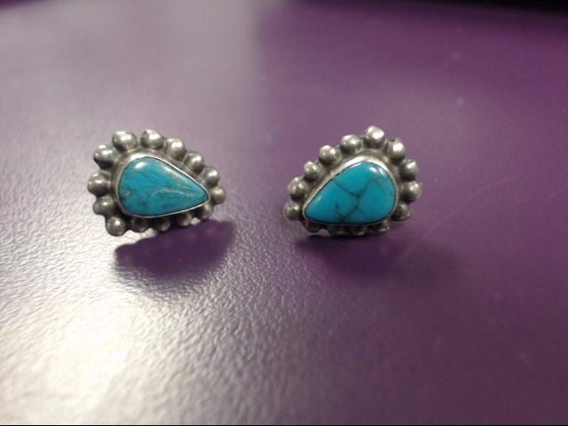 Silver Earrings 925 Silver 1.8g