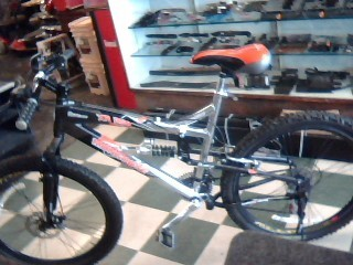MONGOOSE BICYCLES Mountain Bicycle XR250