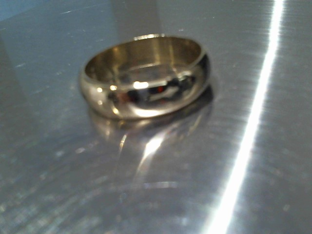 Lady's Gold Wedding Band 14K Yellow Gold 5g