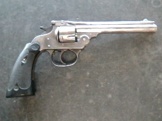 EASTERN ARMS COMPANY Revolver TOP BREAK