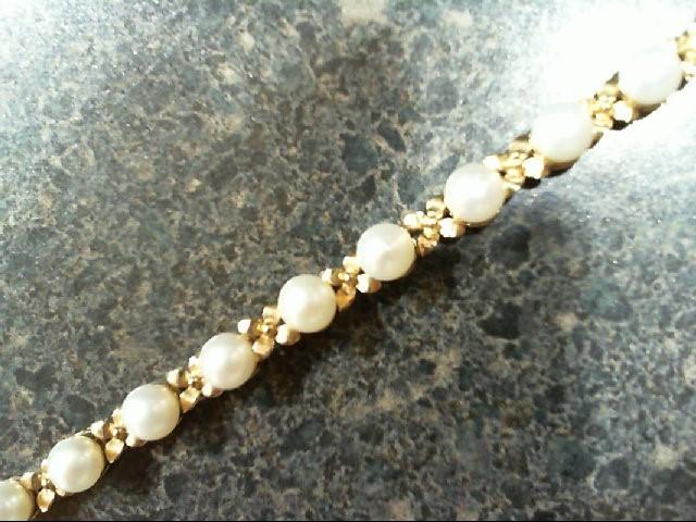 Gold Bracelet 14K Yellow Gold 8.4g