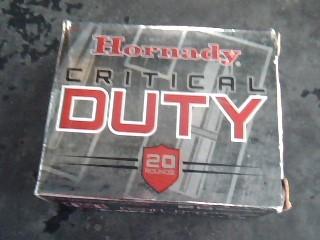 HORNADY Ammunition 90926