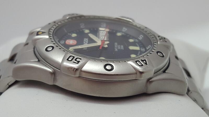 WENGER Gent's Wristwatch 096.0659