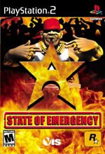 SONY Sony PlayStation 2 STATE OF EMERGENCY
